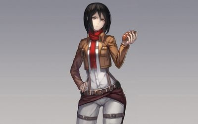 Mikasa Ackerman - Attack on Titan [10] Wallpaper