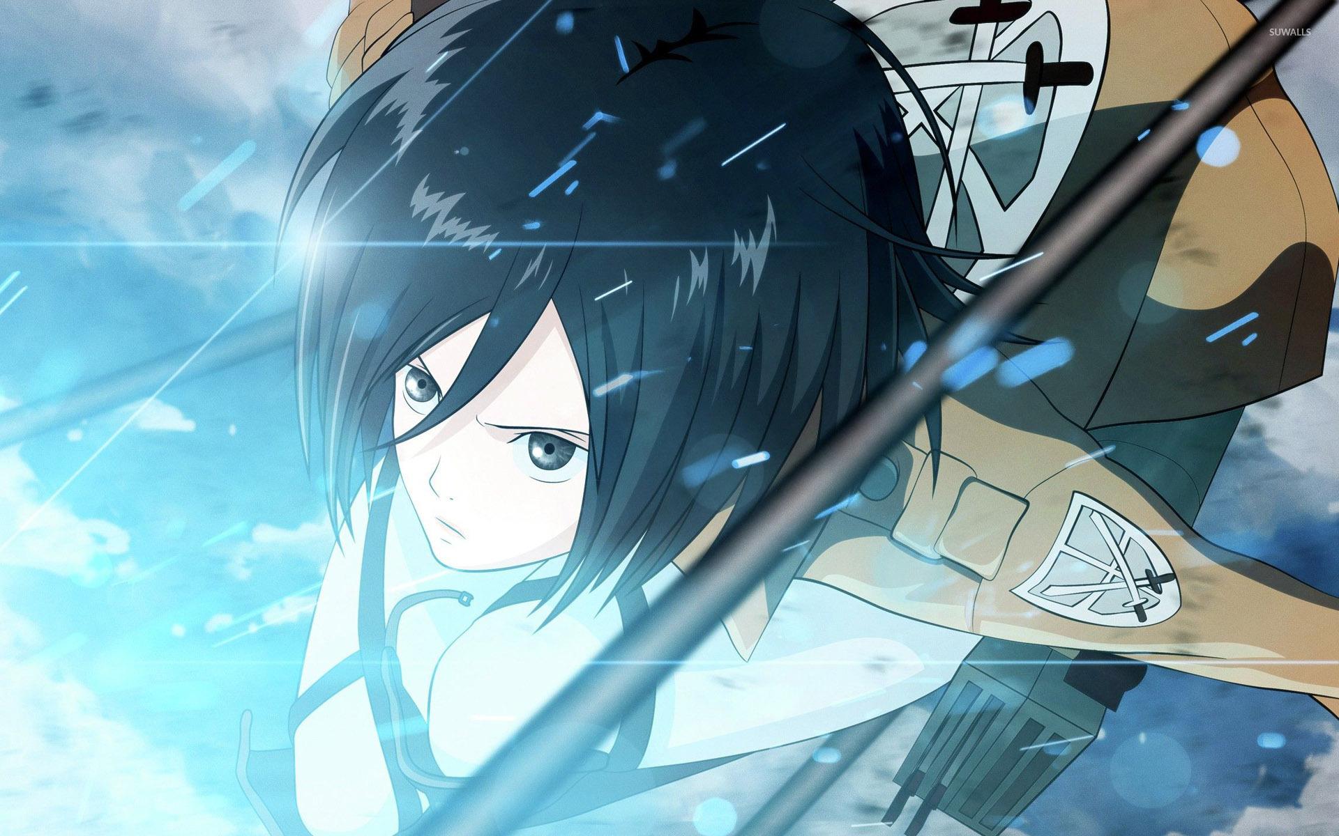Mikasa Ackerman Attack On Titan 8 Wallpaper Anime Wallpapers 28149