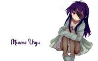 Minene Uryu - Future Diary [2] wallpaper 1920x1200 jpg