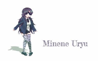 Minene Uryu - Future Diary [3] wallpaper