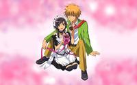 Misaki Ayuzawa and Takumi Usui - Maid Sama! wallpaper 3840x2160 jpg