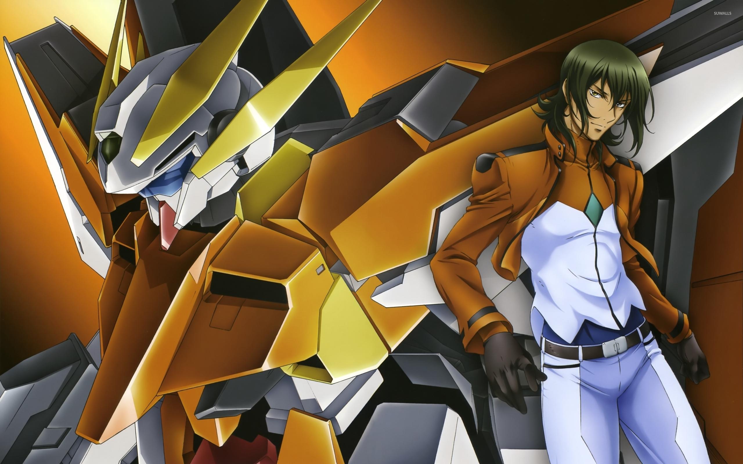 Mobile Suit Gundam 00 Wallpaper Anime Wallpapers 3784