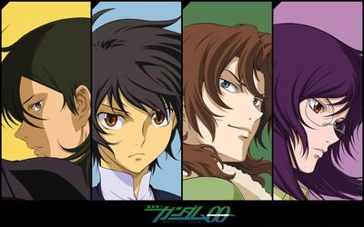 Mobile Suit Gundam 00 [2] wallpaper