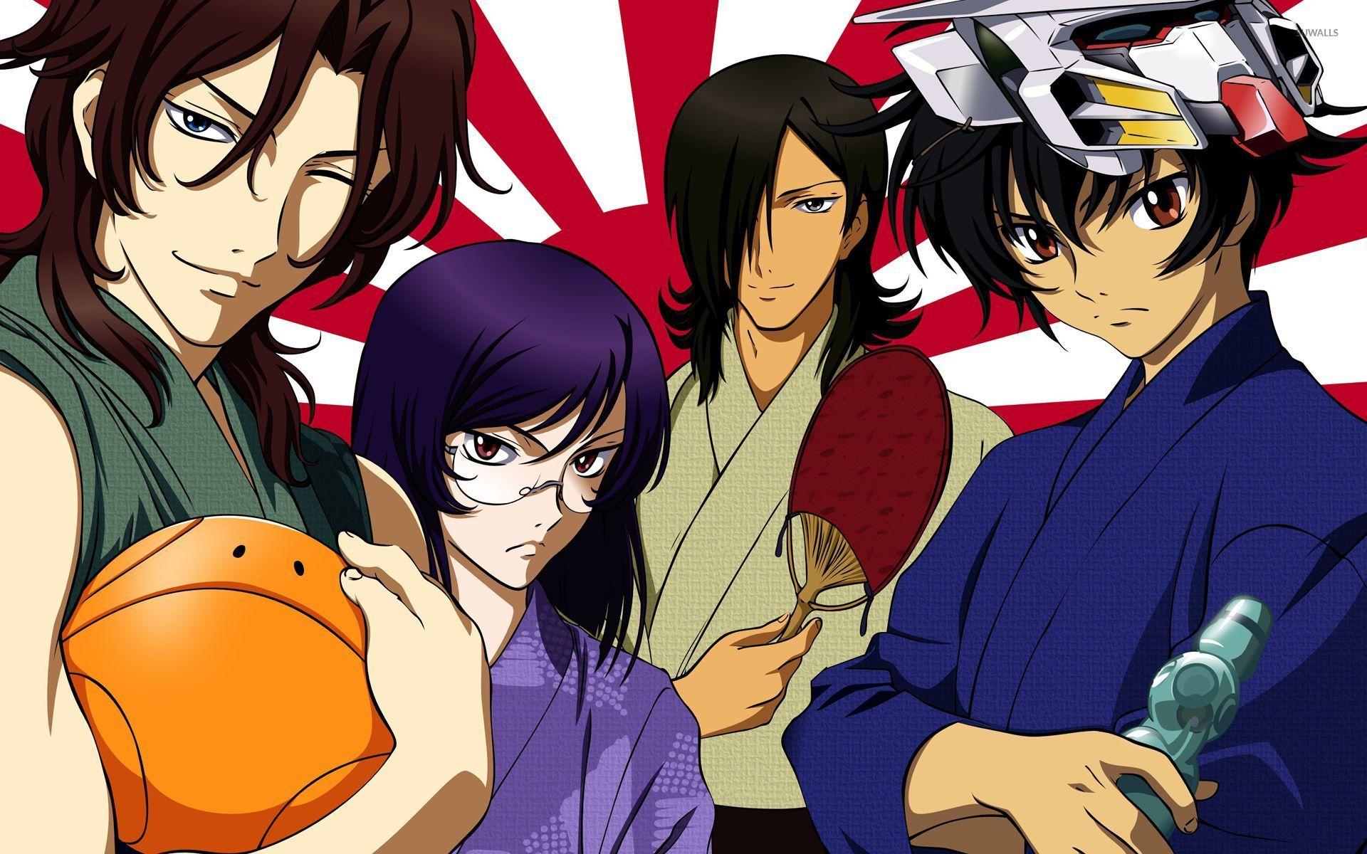 Mobile Suit Gundam 00 3 Wallpaper Anime Wallpapers 8830