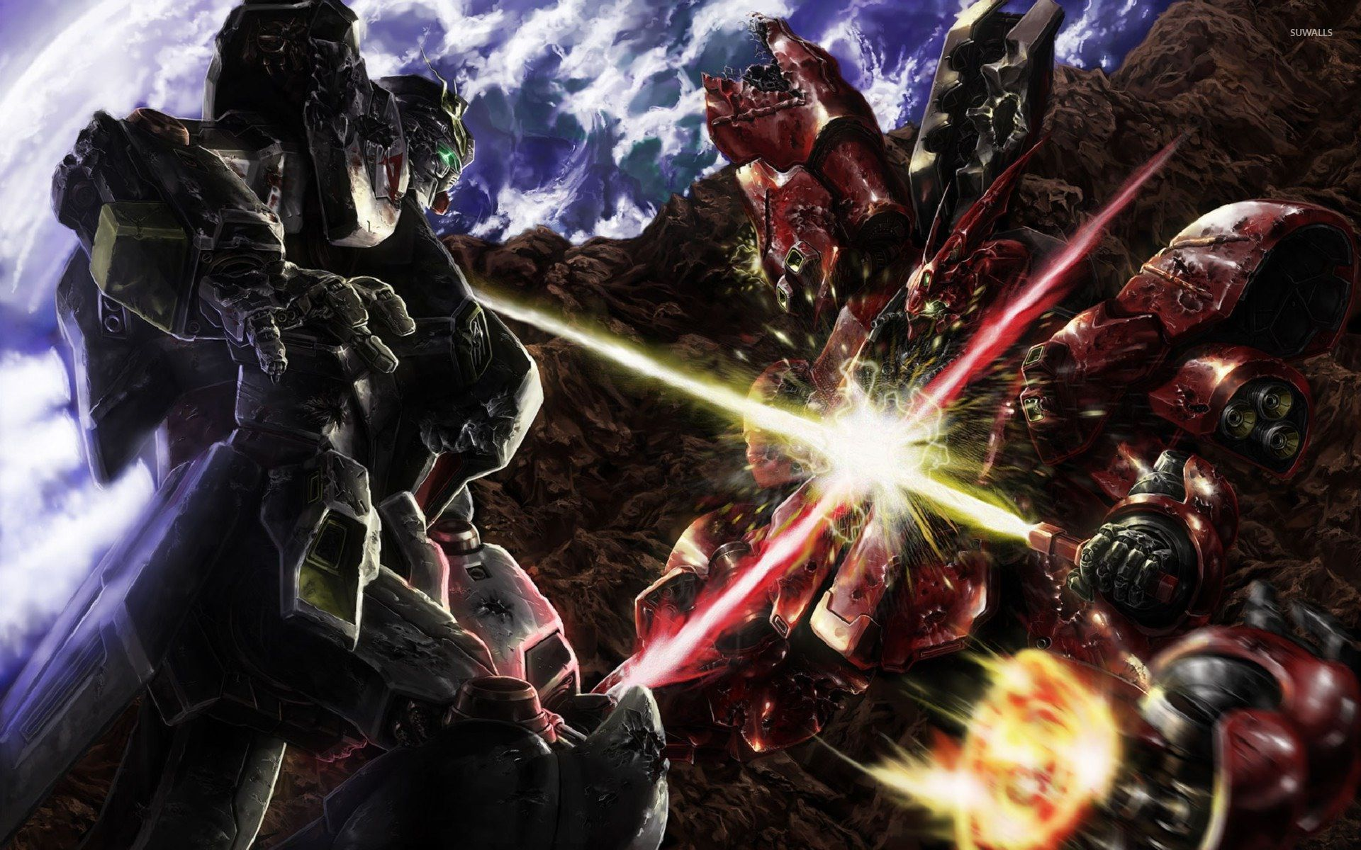 Mobile Suit Gundam Char S Counterattack Wallpaper Anime Wallpapers 30263