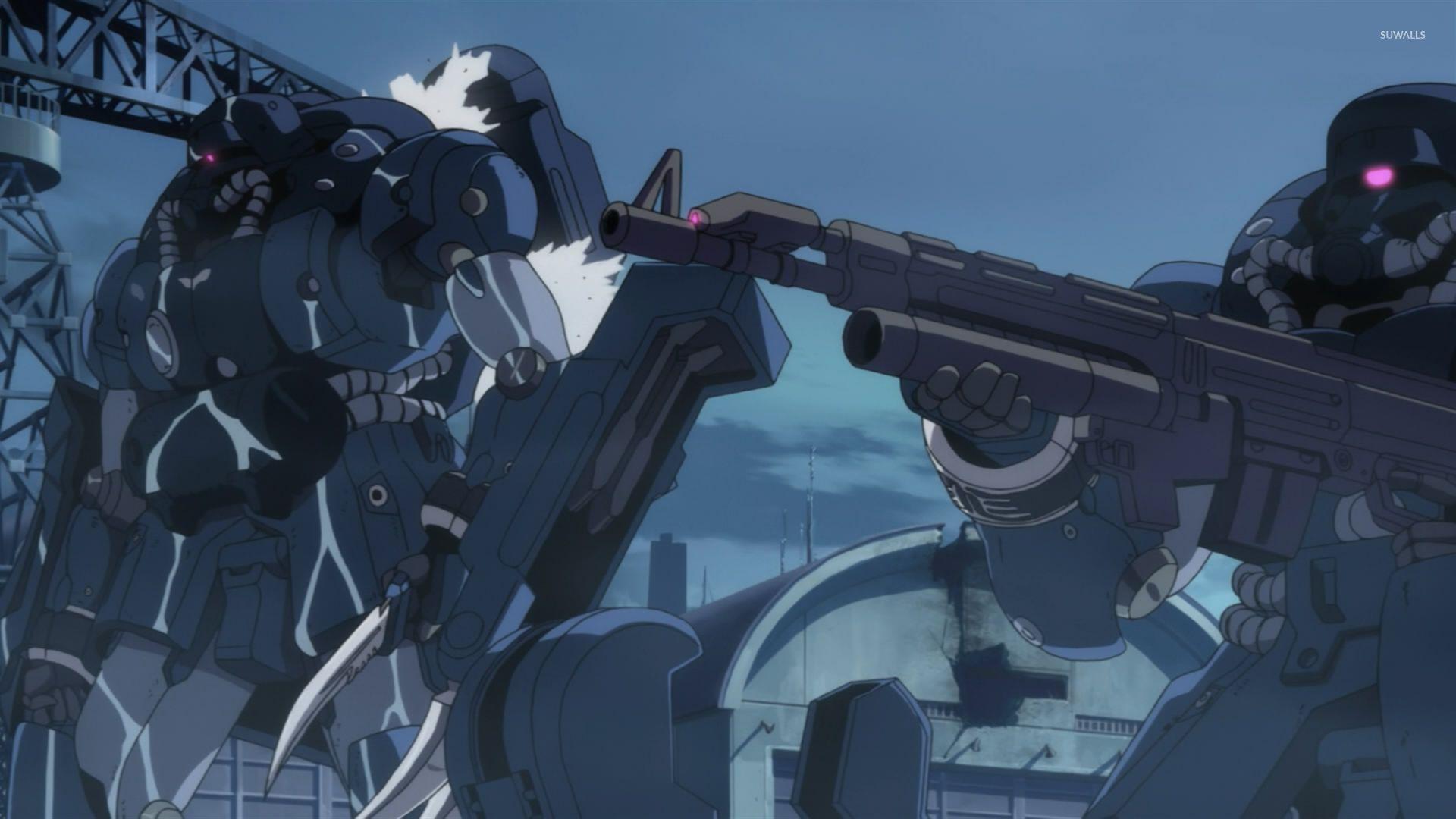 Mobile Suit Gundam Unicorn wallpaper - Anime wallpapers ...
