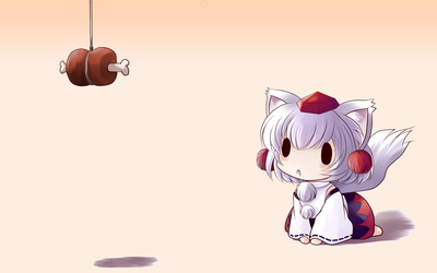 Momiji Inubashiri - Touhou Project wallpaper