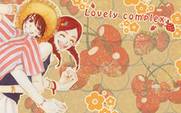 Monkey D. Luffy and Nami in One Piece wallpaper 1920x1080 jpg