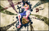 Monkey D. Luffy - One Piece [3] wallpaper 1920x1200 jpg