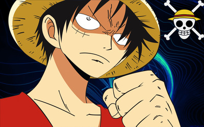 Monkey D. Luffy - One Piece [2] wallpaper