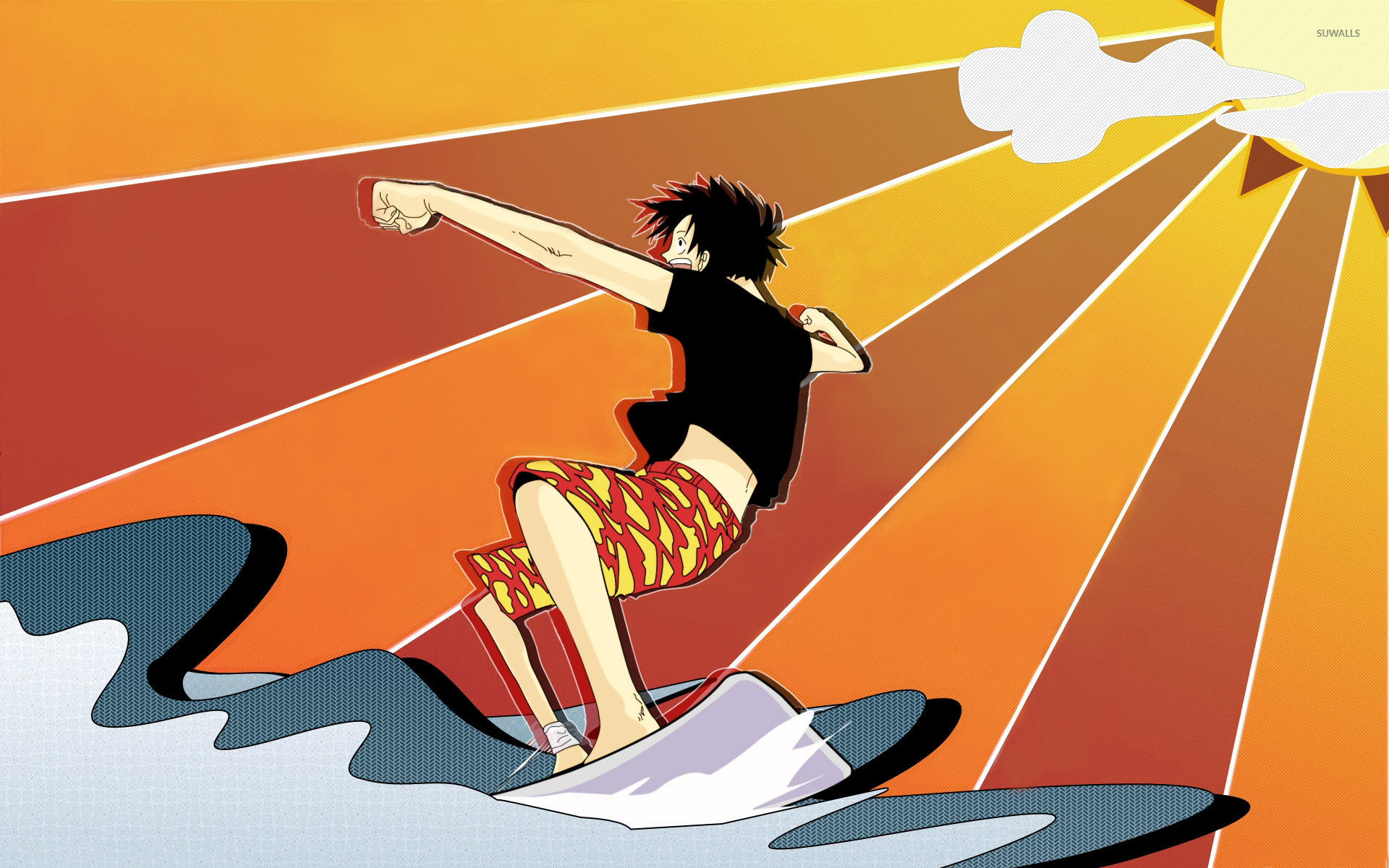Monkey D Luffy One Piece 7 Wallpaper Anime Wallpapers