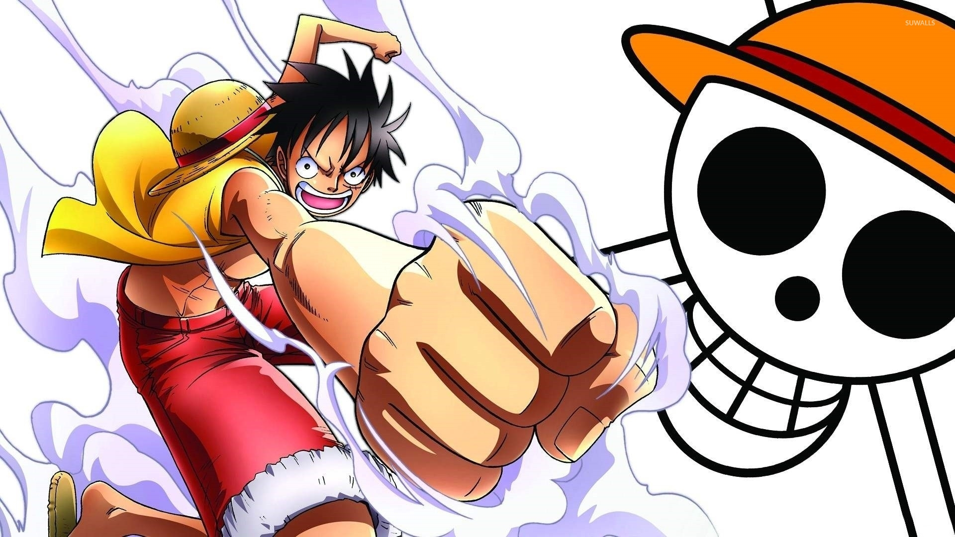 Monkey D Luffy One Piece 6 Wallpaper Anime Wallpapers