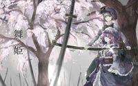 My-HiME wallpaper 2560x1440 jpg