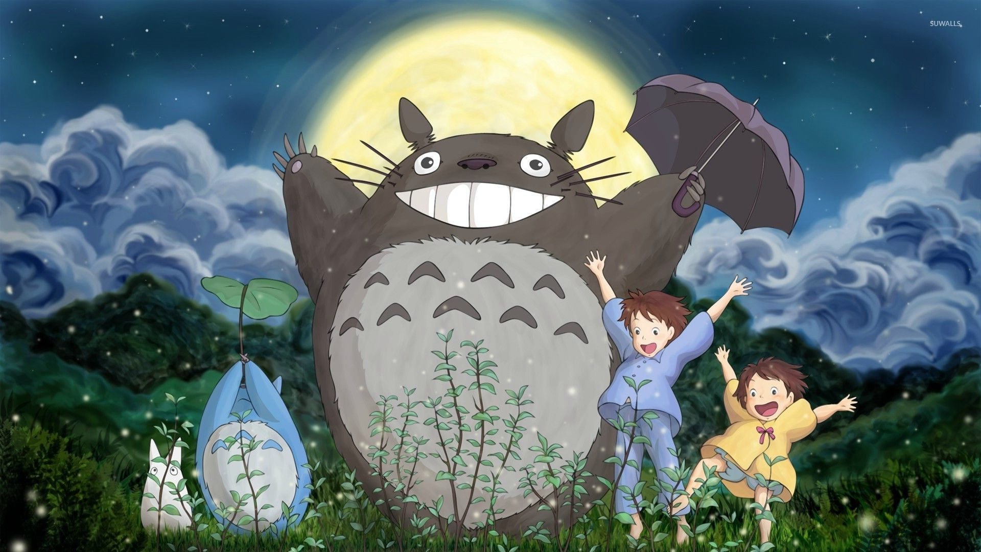 My Neighbor Totoro wallpaper Anime wallpapers 27257