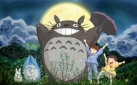 My Neighbor Totoro wallpaper 1920x1080 jpg