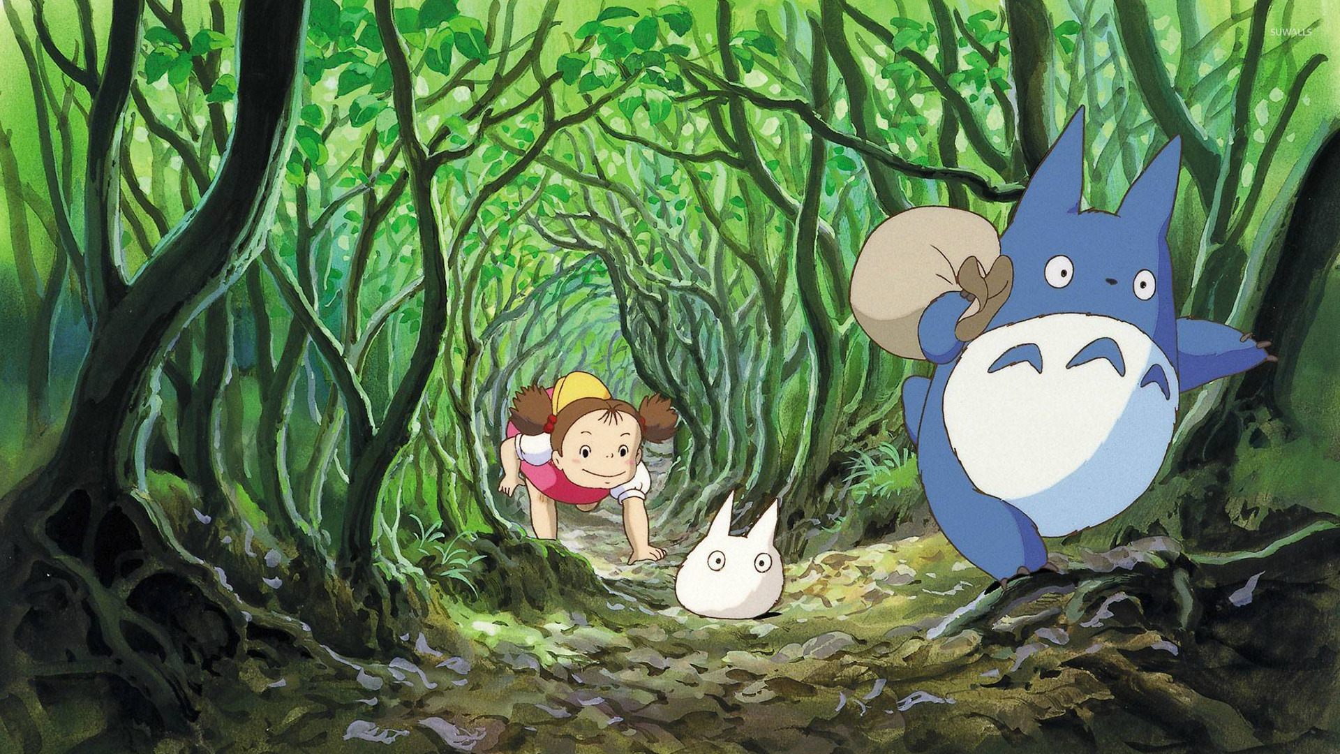 Simple Wallpaper Forest Totoro - my-neighbor-totoro-41160-1920x1080  Perfect Image Reference_219419 .jpg