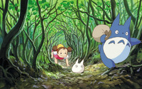 My Neighbor Totoro [5] wallpaper 1920x1080 jpg