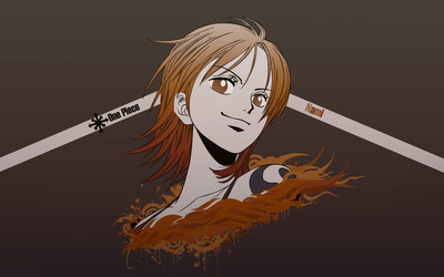 Nami - One Piece [2] wallpaper