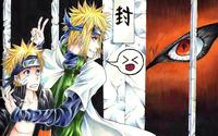 Naruto [25] wallpaper 2560x1600 jpg