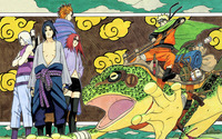 Naruto [31] wallpaper 2560x1600 jpg
