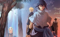 Naruto [38] wallpaper 1920x1200 jpg
