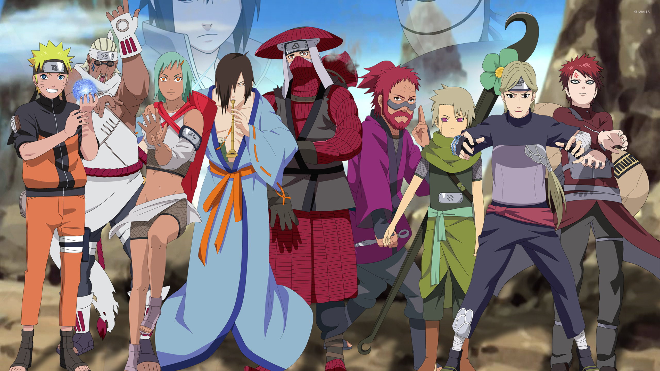 Naruto Shippuden wallpaper - Anime