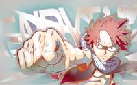 Natsu Dragneel - Fairy Tail [4] wallpaper 1920x1200 jpg