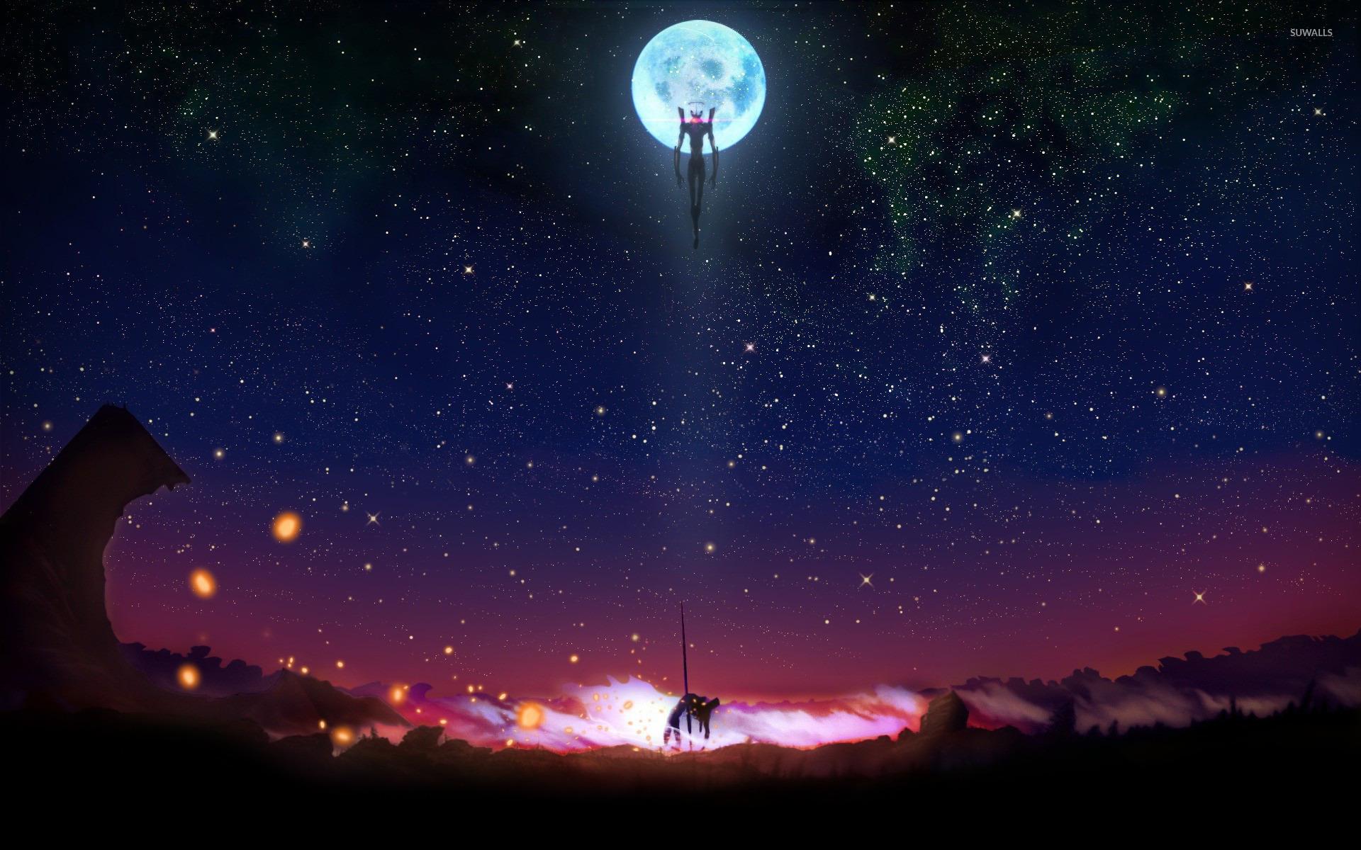 Neon Genesis Evangelion 2 Wallpaper