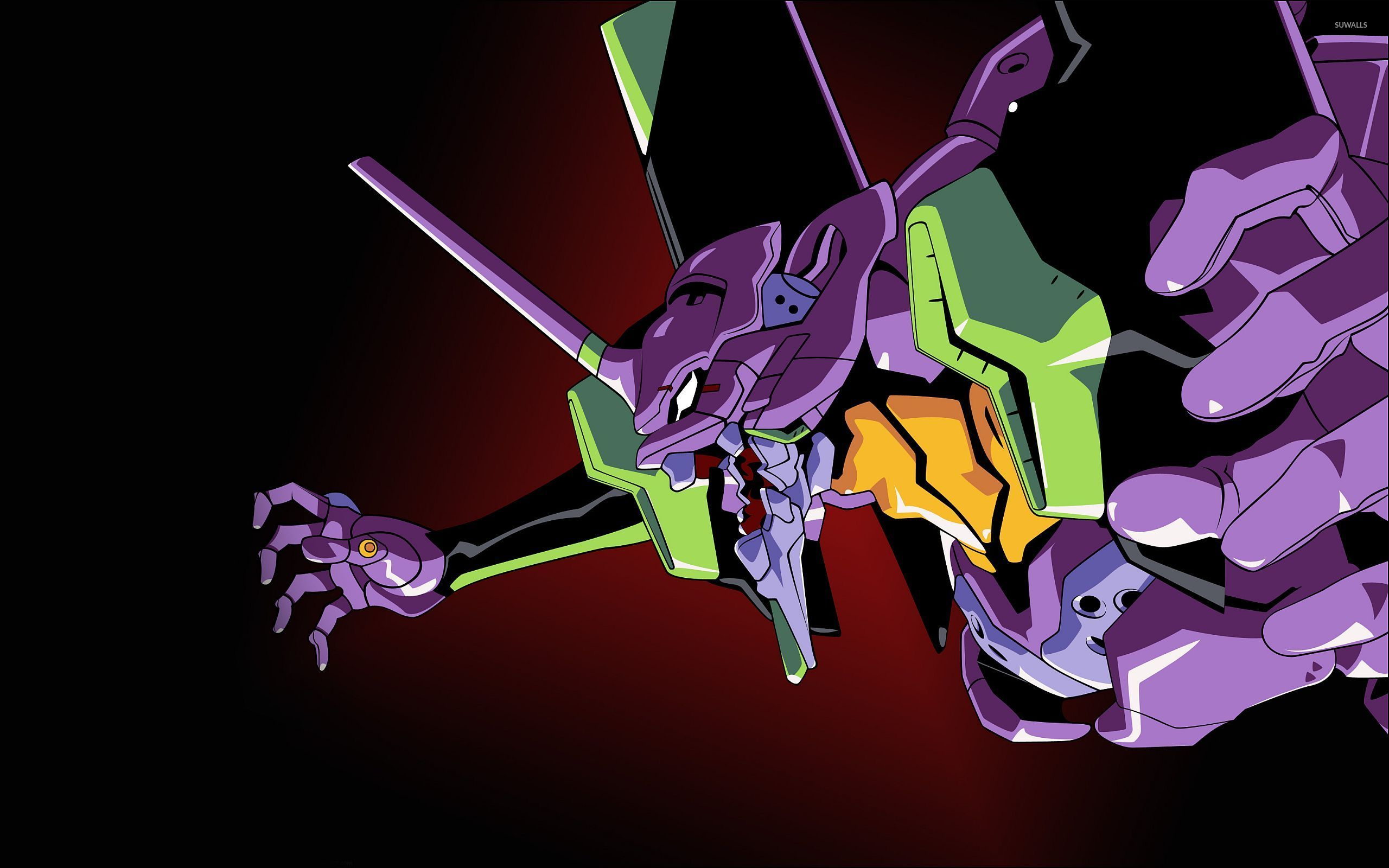 Neon Genesis Evangelion 3 Wallpaper Anime Wallpapers 8846
