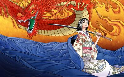 Nico Robin - One Piece [2] wallpaper