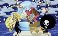 One Piece [24] wallpaper 2560x1600 jpg