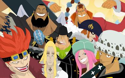 One Piece [30] wallpaper