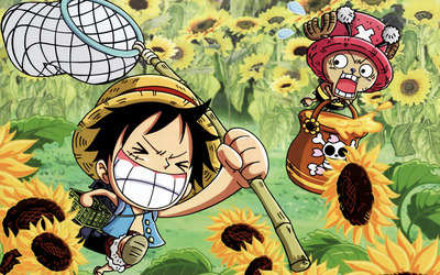 One Piece [7] wallpaper
