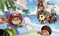 One Piece [16] wallpaper 2560x1600 jpg