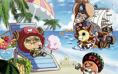 One Piece [16] wallpaper