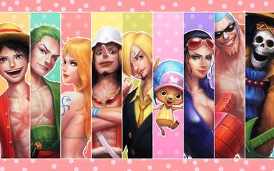 One Piece [25] wallpaper