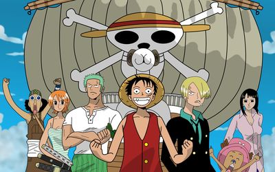 One Piece [21] wallpaper
