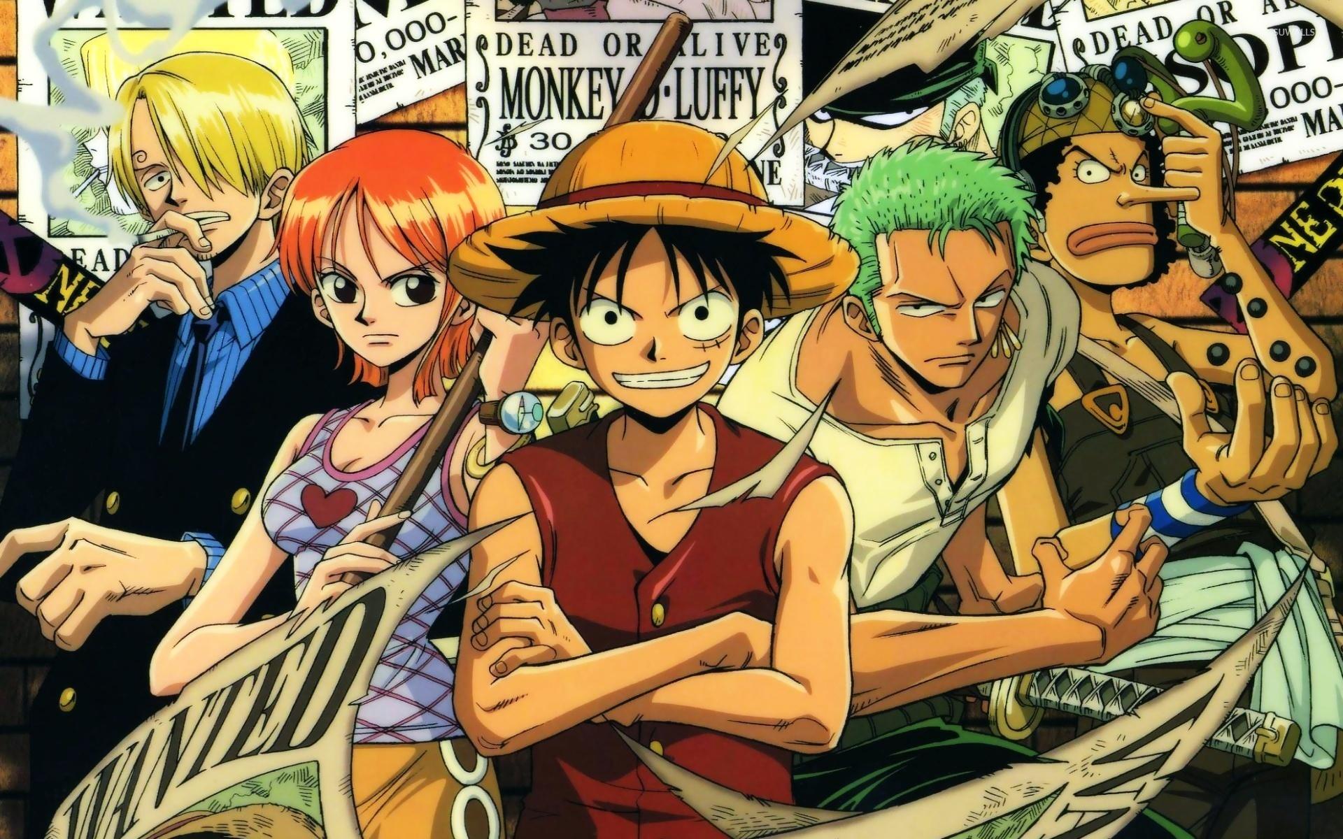 One Piece [4] wallpaper - Anime