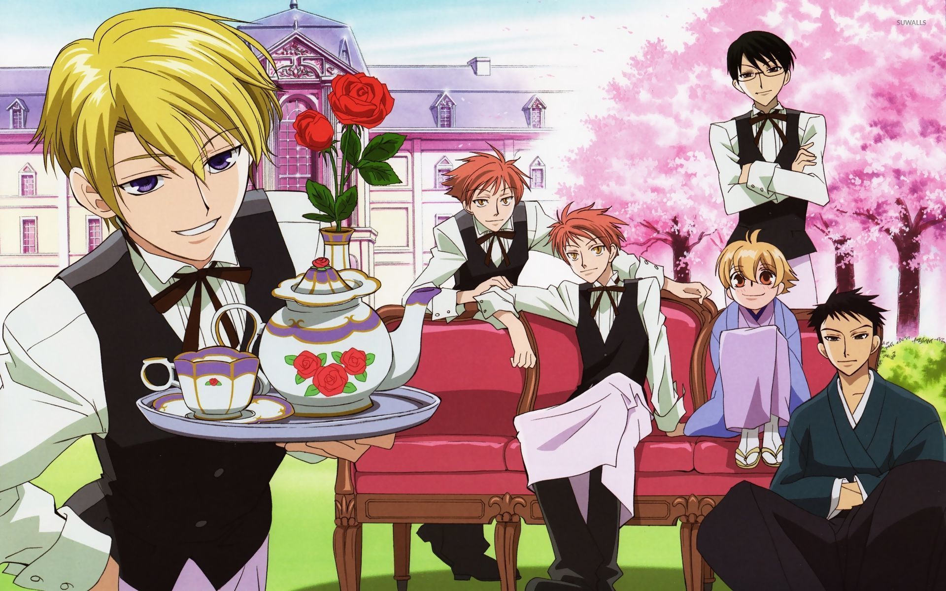 Ouran High School Host Club Wallpaper Anime Wallpapers 29186