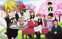 Ouran High School Host Club wallpaper 1920x1200 jpg