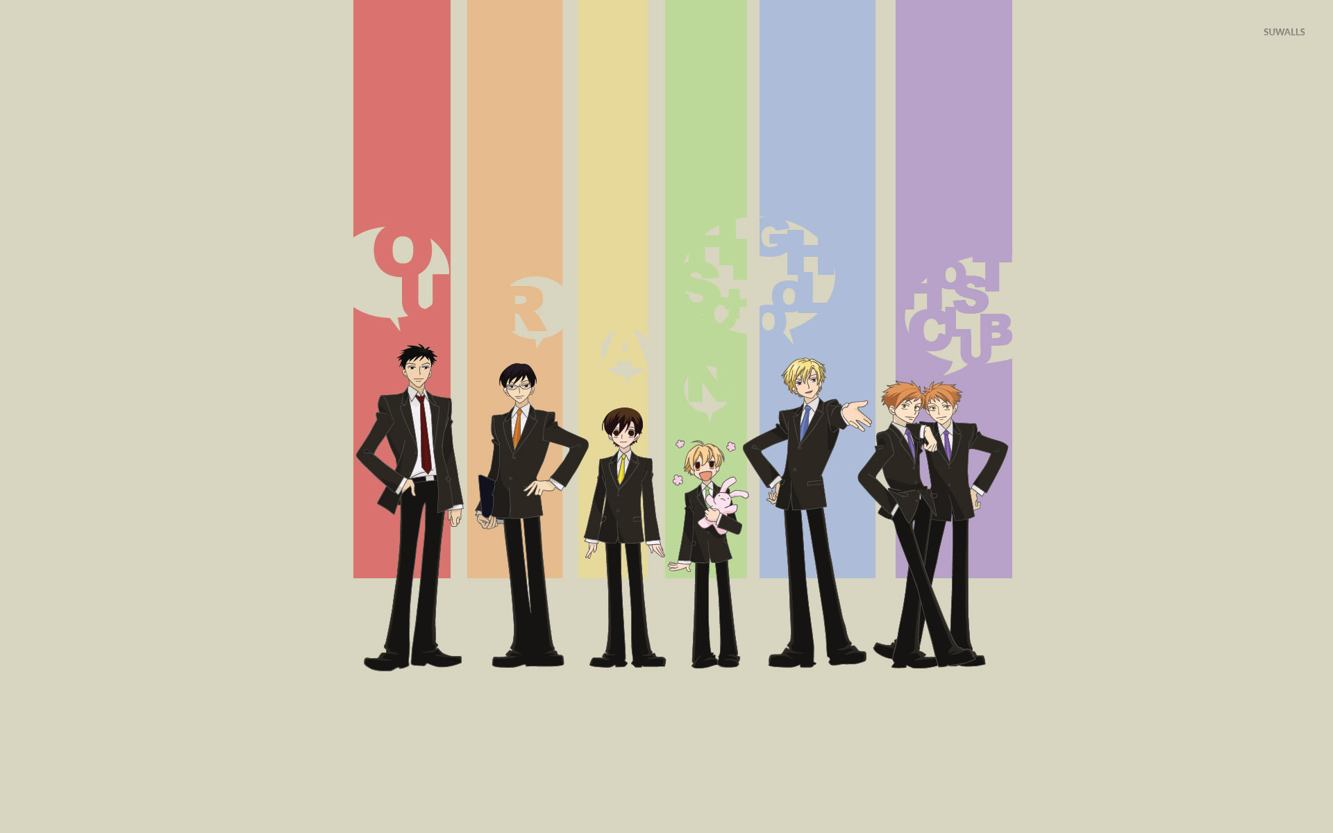 Ouran High School Host Club 2 Wallpaper Anime Wallpapers 29256