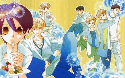 Ouran High School Host Club [4] wallpaper