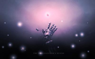 Philosopher's Stone - Fullmetal Alchemist wallpaper