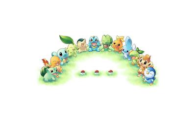 Pokemon [4] wallpaper