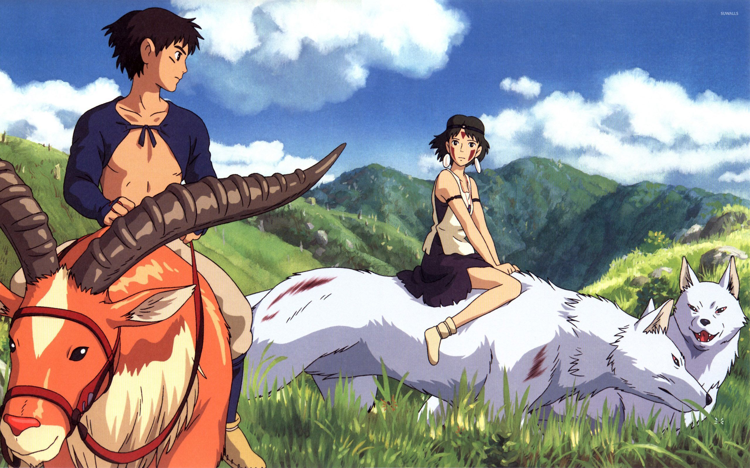 Princess Mononoke 2 Wallpaper Anime Wallpapers 36758