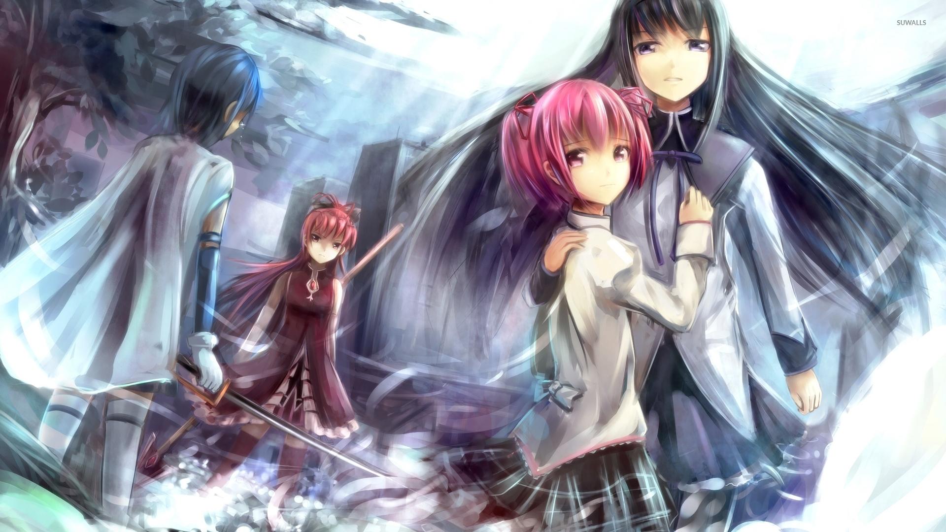 Puella Magi Madoka Magica [5] wallpaper - Anime wallpapers ...