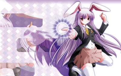 Reisen Udongein Inaba - Touhou Project [2] wallpaper
