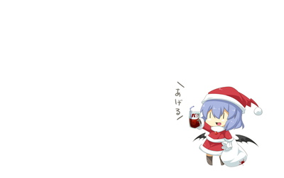 Remilia Scarlet - Touhou Project [4] wallpaper
