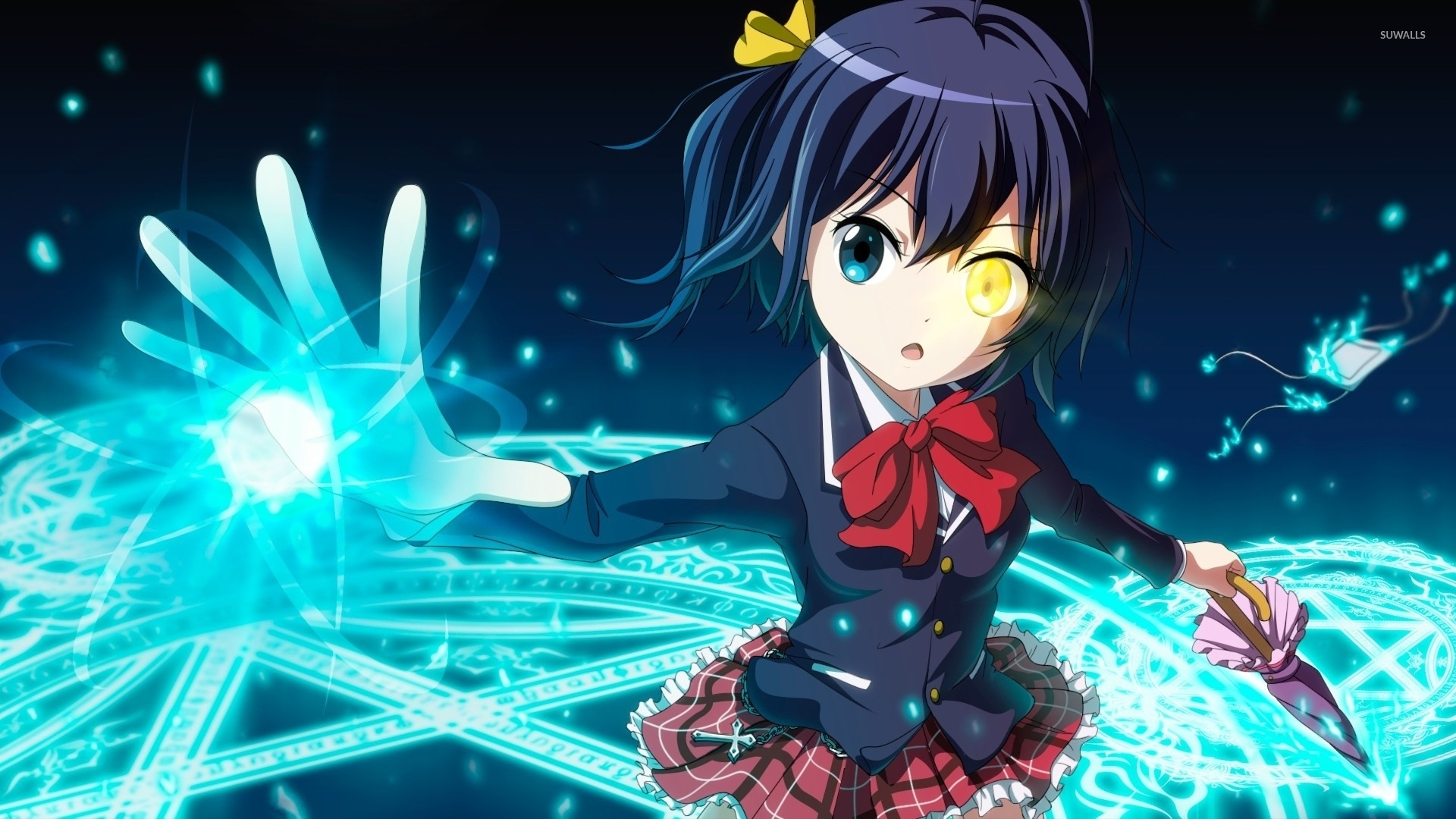 Rikka Takanashi In Love Chunibyo Other Delusions Wallpaper