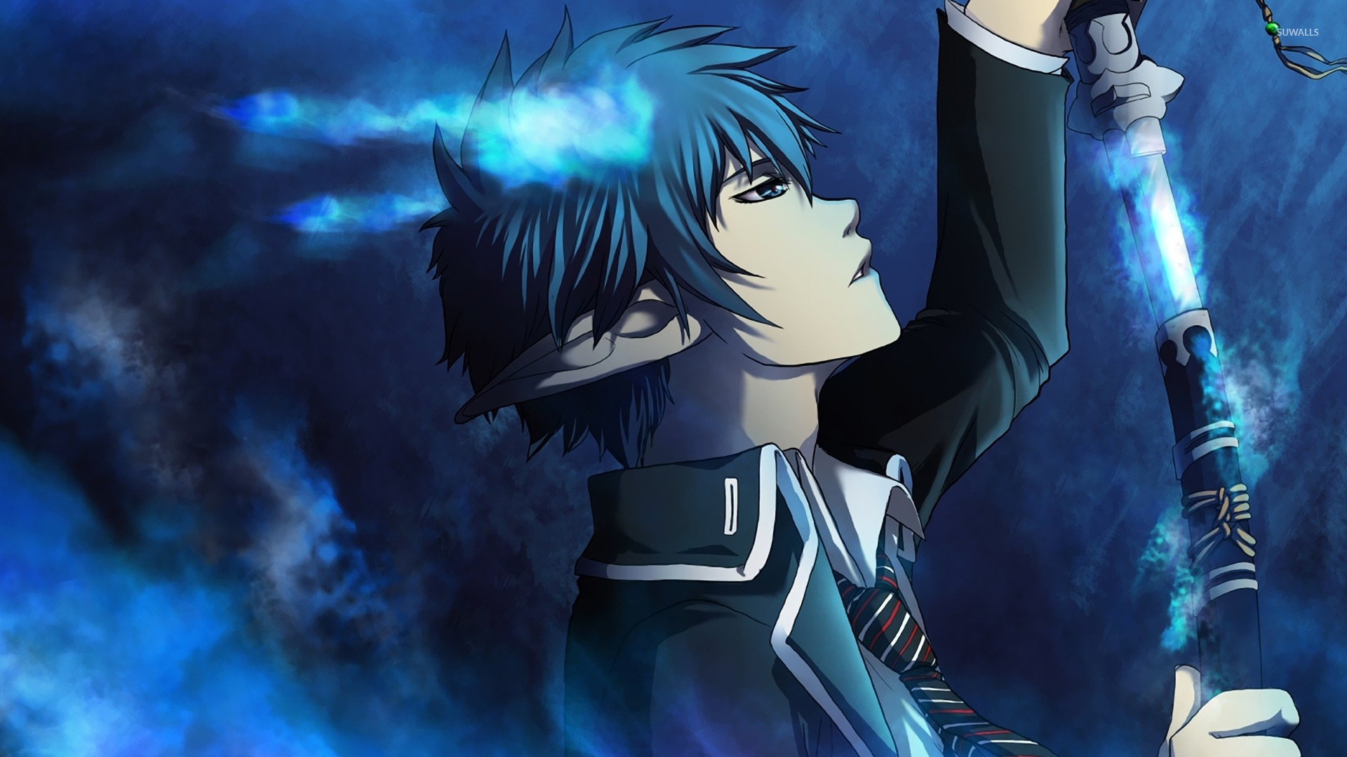 Rin Okumura Ao No Exorcist Wallpaper Anime Wallpapers 16861